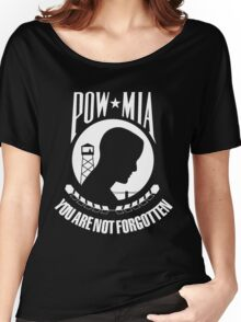 POW/MIA Women's Relaxed Fit T-Shirt
