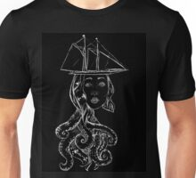 Sea's a Witch! Burn Her! Burn Her! Unisex T-Shirt