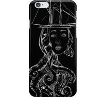Sea's a Witch! Burn Her! Burn Her! iPhone Case/Skin