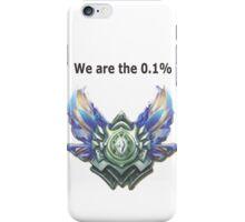 League of legends Diamond players. iPhone Case/Skin