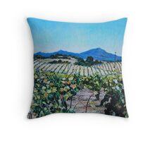 Grapeland Throw Pillow