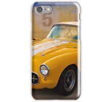 1956 Corvette Front View iPhone Case/Skin