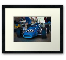1969 Elfin 600B Framed Print