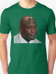 High Quality Crying Jordan Unisex T-Shirt