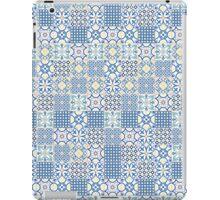 Floor Tile mashup iPad Case/Skin