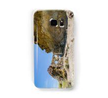 Abandoned movie location in the Tabernas desert. Samsung Galaxy Case/Skin