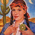 Peyote Woman by HDPotwin