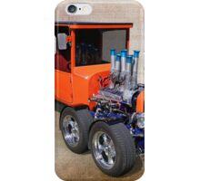 6 Wheels iPhone Case/Skin