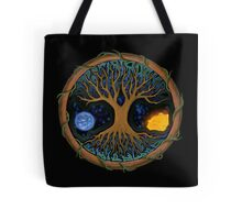 Astral Tree of Life Tote Bag