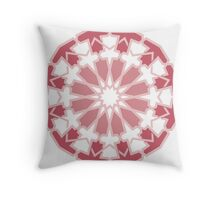Mosaic Line 7 Throw Pillow
