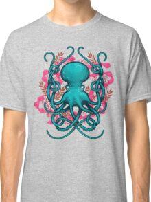 Octupus & Coral Classic T-Shirt