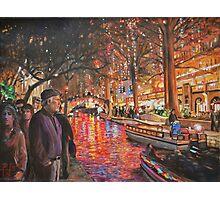 Riverwalk Photographic Print