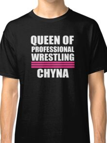 Queen of Pro Wrestling Classic T-Shirt