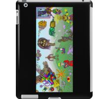 Post 2012 Restlessness iPad Case/Skin