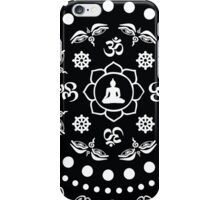 Dharma Symbols iPhone Case/Skin