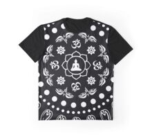 Dharma Symbols Graphic T-Shirt