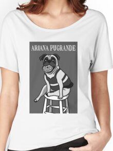 Ariana Pugrande Women's Relaxed Fit T-Shirt