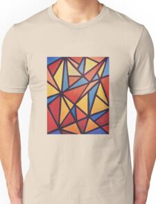 90s mosaic Unisex T-Shirt