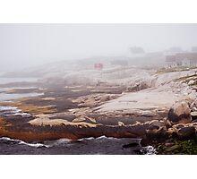Seaside Community Photographic Print