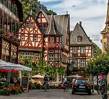 Bacharach Germany by aaronchoi