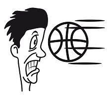 Basketball sports funny cool by Motiv-Lady