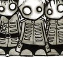 Chibi Black Parade Sticker