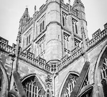 Bath Cathedral  by Marsstation