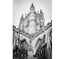Bath Cathedral  Photographic Print