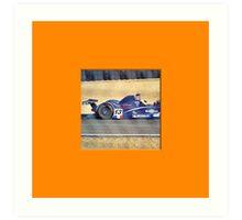 24 h de Le Mans - Vintage - #13 Art Print