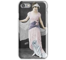 Mable Harris (1915) iPhone Case/Skin