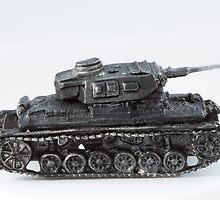 Micro Panzer by Kyra Savolainen