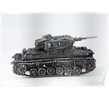 Micro Panzer Poster
