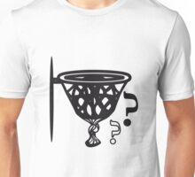 Basketball sports funny Unisex T-Shirt