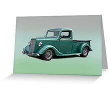 1935 Ford Pick-Up Truck Greeting Card