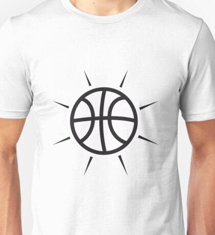 Basketball sports tournament ball Unisex T-Shirt