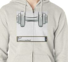 Fitness Evolving Zipped Hoodie