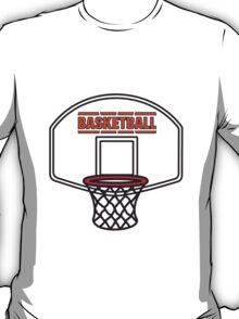 Basketball sports basket T-Shirt