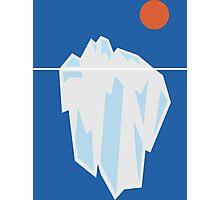 Iceberg Photographic Print