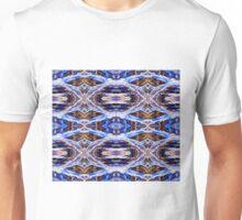 Desert Driftwood Blues Unisex T-Shirt