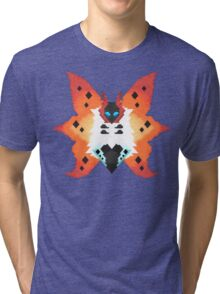 VOLCARONA TRIXEL Tri-blend T-Shirt