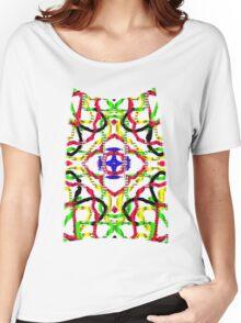 3D mandala Women's Relaxed Fit T-Shirt