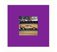 24 h de Le Mans - Vintage - #85 Art Print
