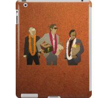 Jack, Francis & Peter iPad Case/Skin