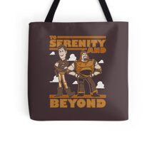 Serenity and Beyond Tote Bag