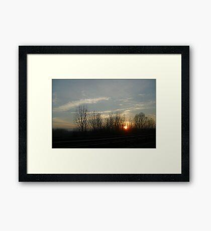 The Natural Light Framed Print