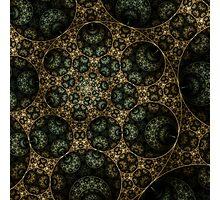 Circular Logic Photographic Print