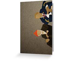 Ned & Steve Greeting Card
