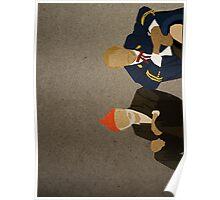 Ned & Steve Poster