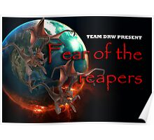 fear of the reapers!!!!! Poster