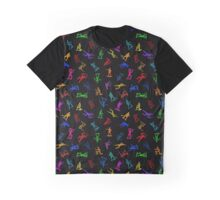Toy Soldiers Vers 002 - Rainbow  Graphic T-Shirt